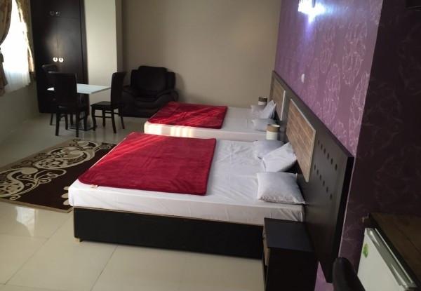 هتل پرشین گلف