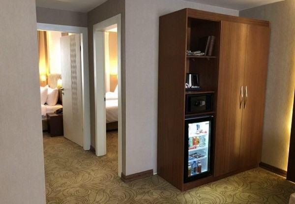 هتل رفاه