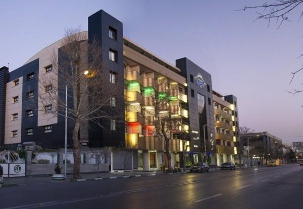 هتل خورشید تابان