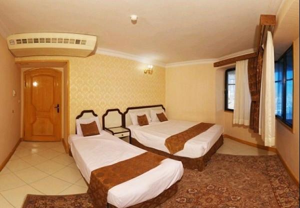 هتل آپارتمان ترنم